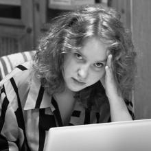 Zuzanna Bućko, skarbin Stowarzyszenia Dramatopisarzy i Dramaturgów Polskich