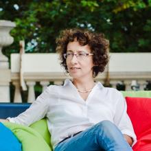 Małgorzata Sikorska-Miszczuk, prezes Stowarzyszenia Dramatopisarzy i Dramaturgów Polskich