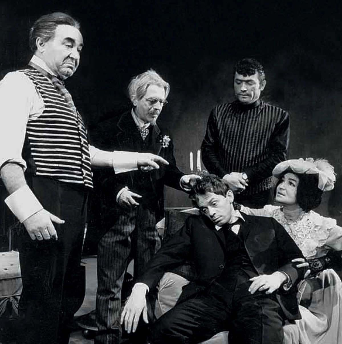 Tango Przedstawienia Encyklopedia Teatru Polskiego